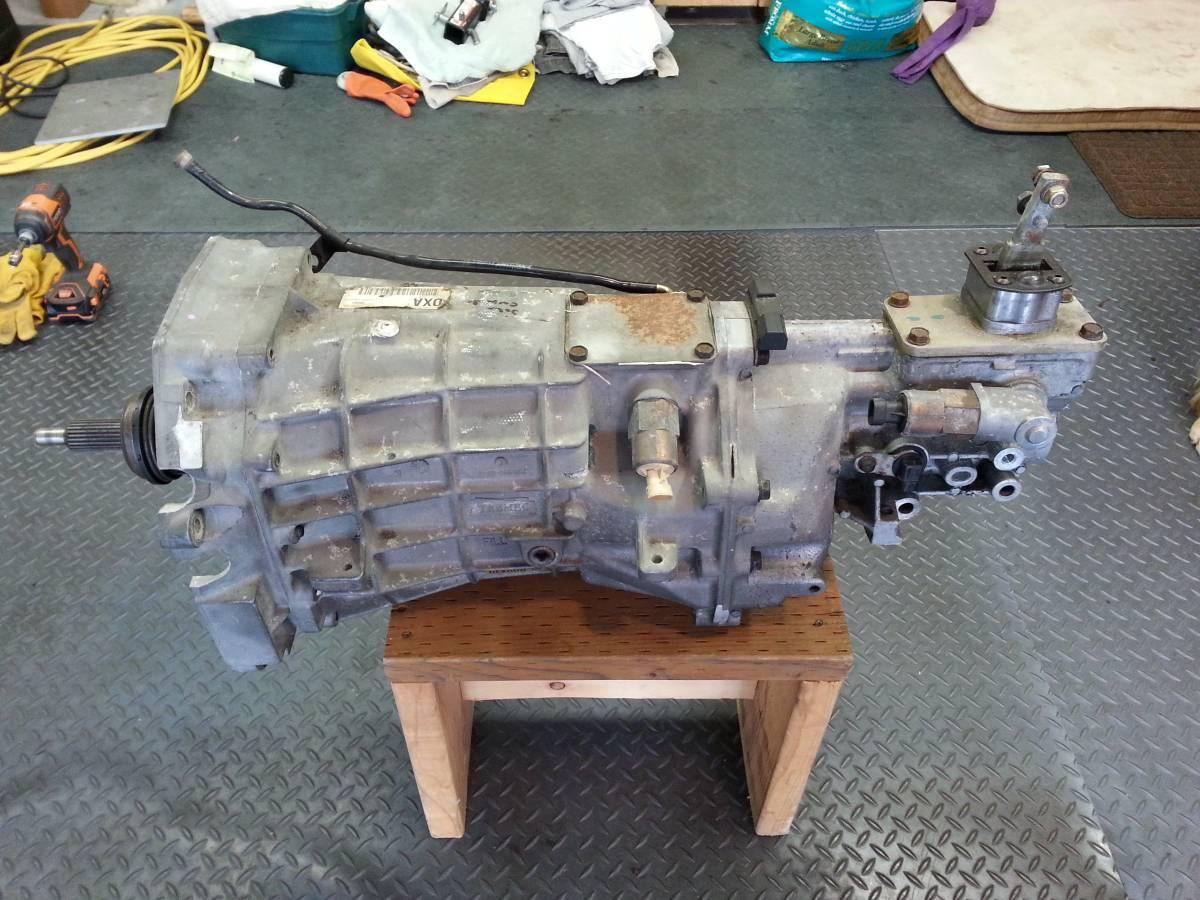 T56 Transmission For Sale >> For Sale Borg Warner Tremec T56 T 56 Transmission 2000 Obo