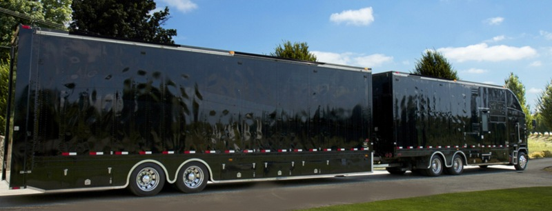 Race Hauler For Sale see us at The Ridge on the 20th